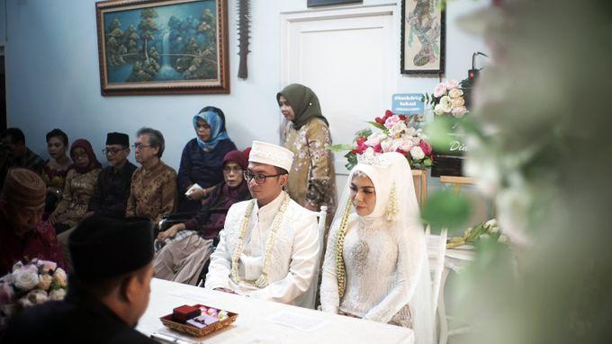 dina & adit akad nikah by Our Wedding & Event Organizer - 009