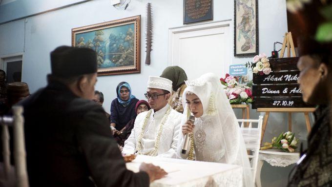 dina & adit akad nikah by Our Wedding & Event Organizer - 010