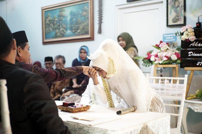dina & adit akad nikah by Our Wedding & Event Organizer - 012
