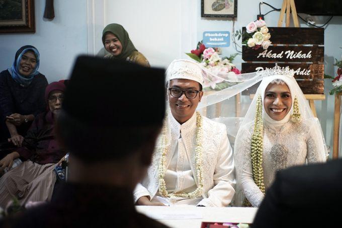 dina & adit akad nikah by Our Wedding & Event Organizer - 014