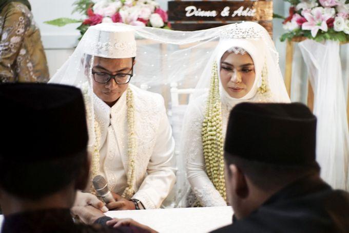 dina & adit akad nikah by Our Wedding & Event Organizer - 015