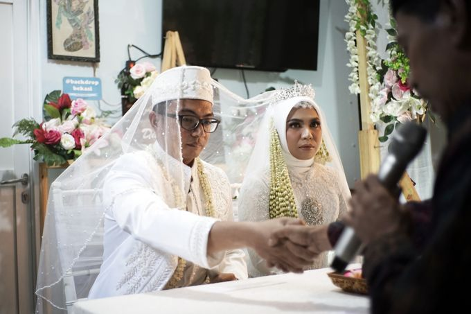 dina & adit akad nikah by Our Wedding & Event Organizer - 016