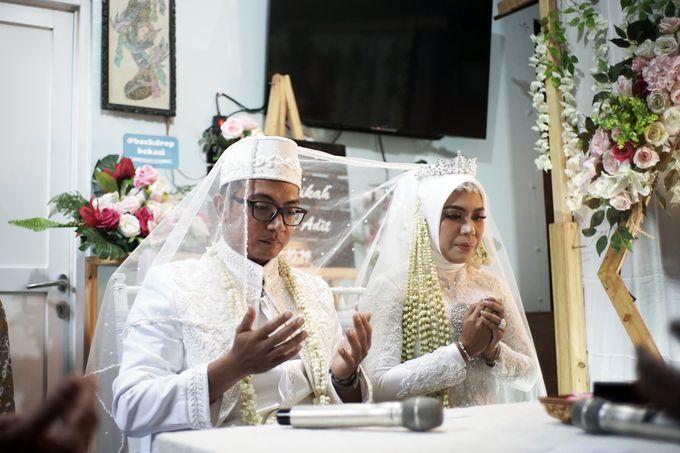 dina & adit akad nikah by Our Wedding & Event Organizer - 017