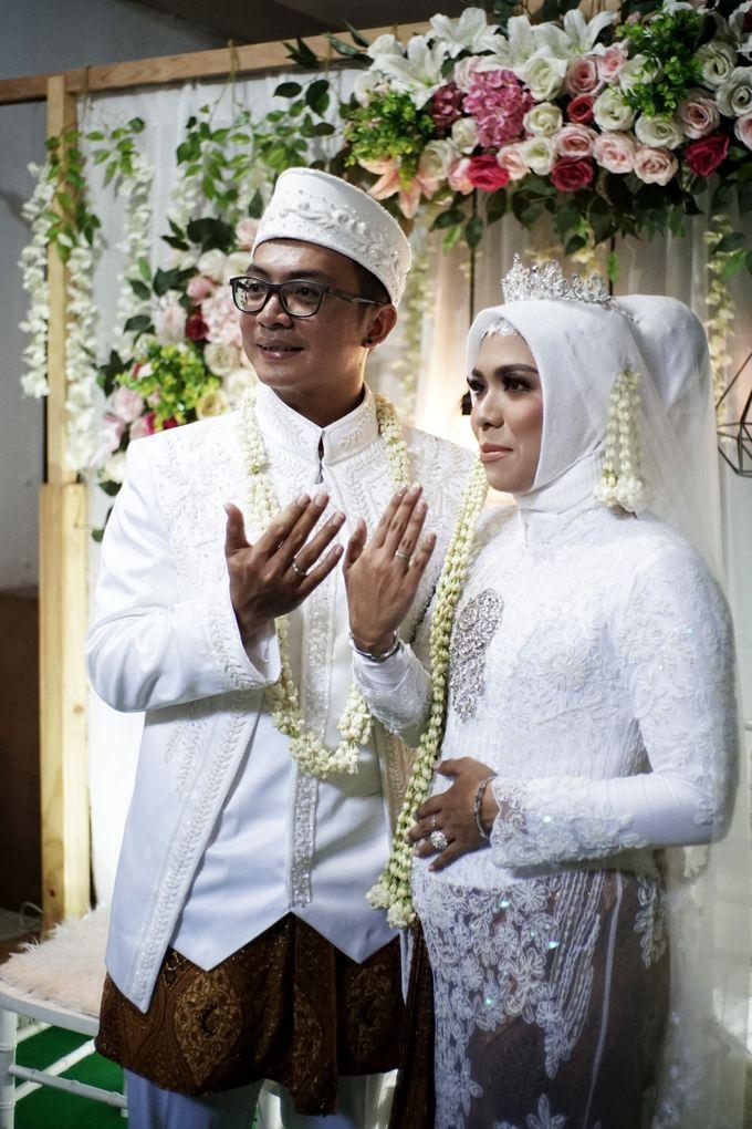 dina & adit akad nikah by Our Wedding & Event Organizer - 018