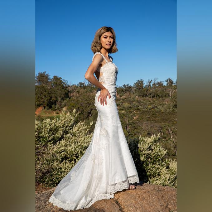 Alisha Gown by JRW Bridal - 006