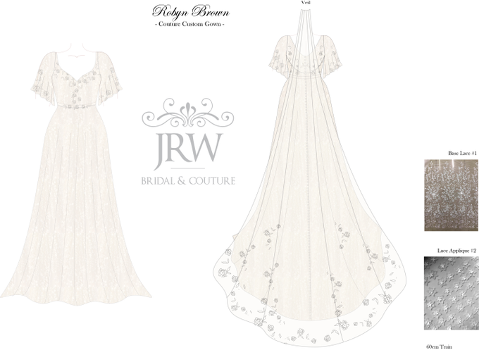 Paper Doll System by JRW Bridal - 001