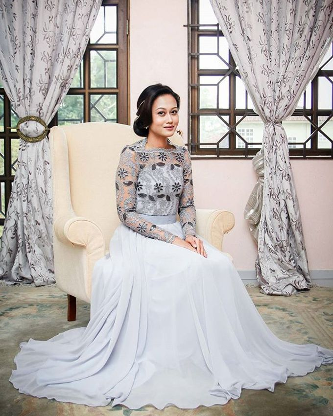 Wedding Reception and Portraiture by The Glamorous Capture - 013