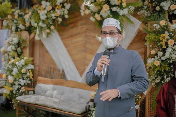 The Wedding of Dila & Imam di Villa Vii by Decor Everywhere - 026