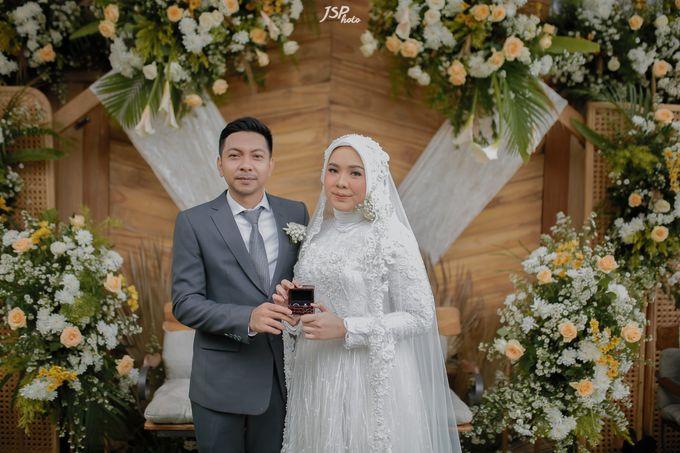The Wedding of Dila & Imam di Villa Vii by Decor Everywhere - 030