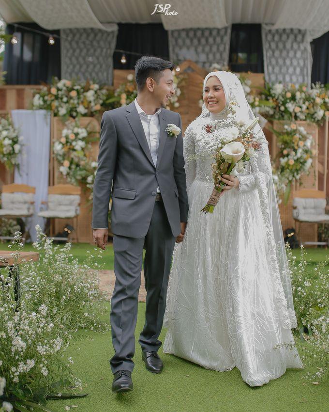 The Wedding of Dila & Imam di Villa Vii by Decor Everywhere - 044