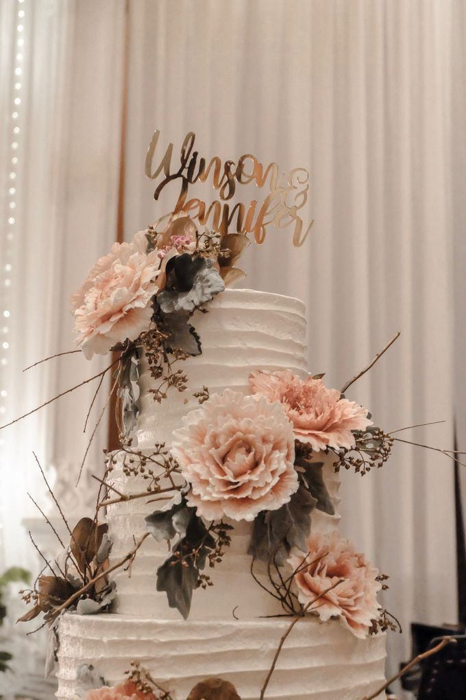 The Wedding of Winson & Jennifer by KAIA Cakes & Co. - 014