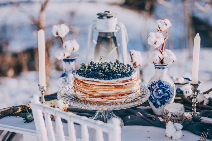 Wedding In Gzhel Style by Marina Nazarova Photographer - 004