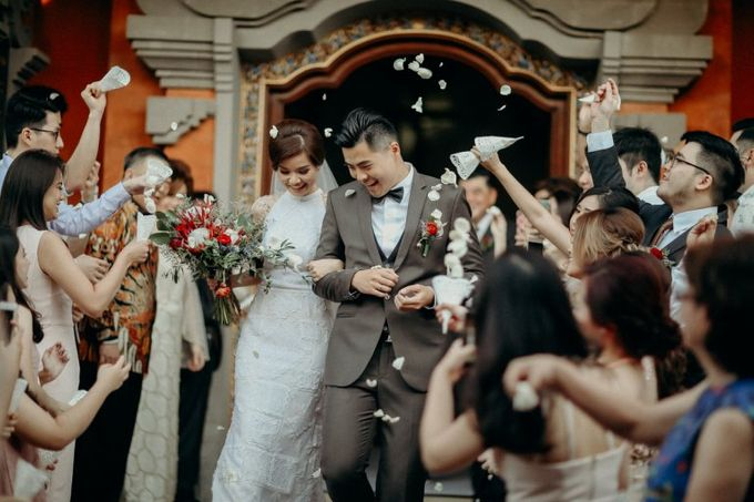 Bohemian Inspired Wedding in Bali by Nagisa Bali - 006