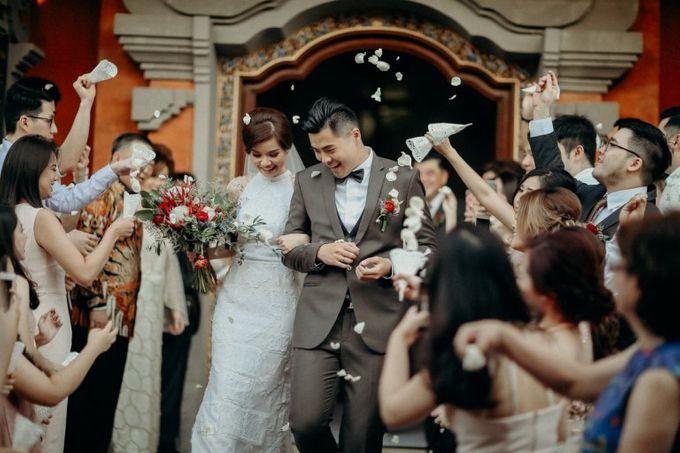 Bohemian Inspired Wedding in Bali by Nagisa Bali - 006