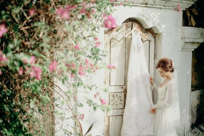 Bohemian Inspired Wedding in Bali by Nagisa Bali - 013