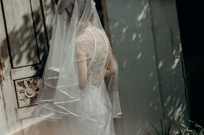 Bohemian Inspired Wedding in Bali by Nagisa Bali - 004