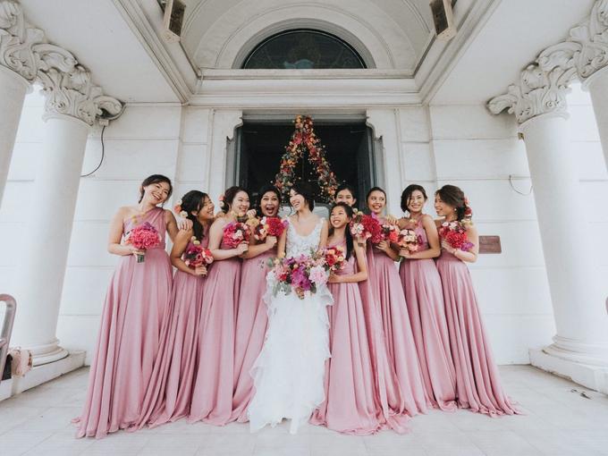 Melissa Koh's Bridesmaids by Juillet - 007