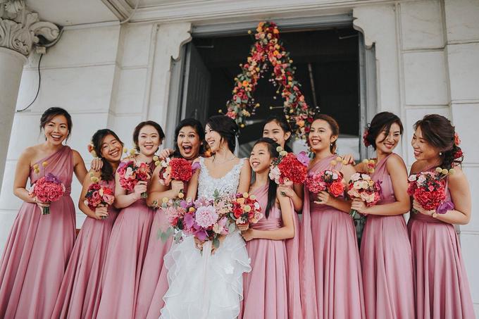 Melissa Koh's Bridesmaids by Juillet - 006