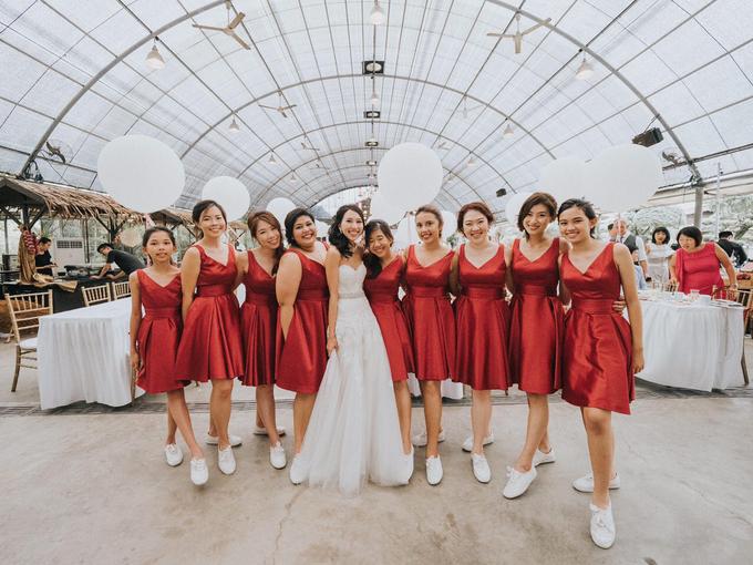 Melissa Koh's Bridesmaids by Juillet - 010