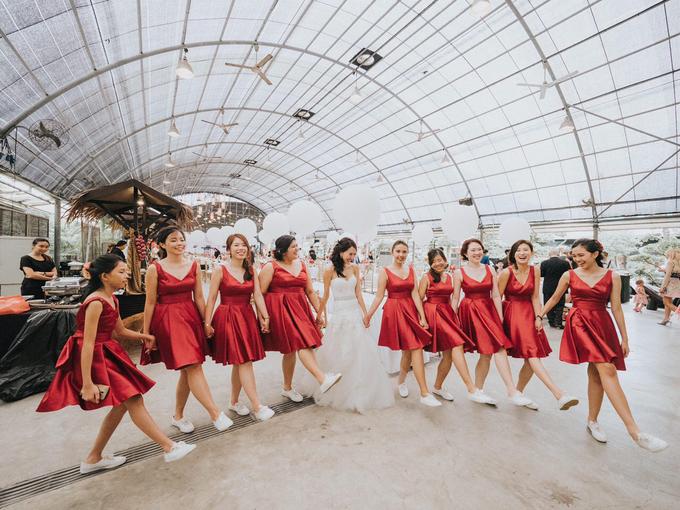 Melissa Koh's Bridesmaids by Juillet - 011
