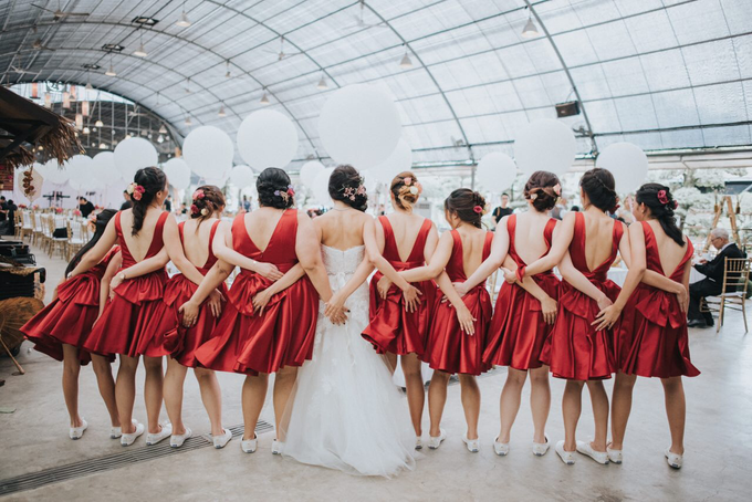 Melissa Koh's Bridesmaids by Juillet - 012