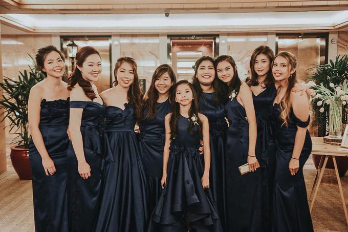 Melissa Koh's Bridesmaids by Juillet - 013