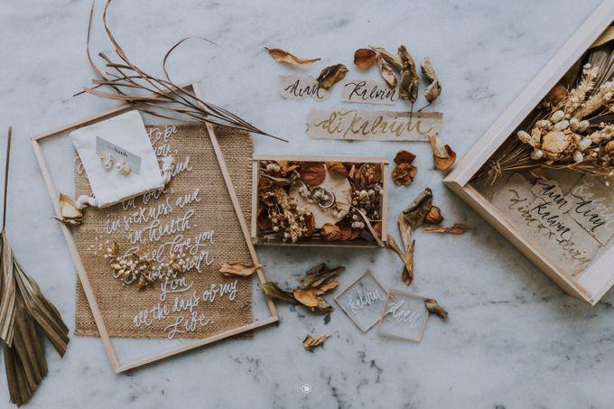 Kalvin & Dian // Wedding Day by The Finard - 001