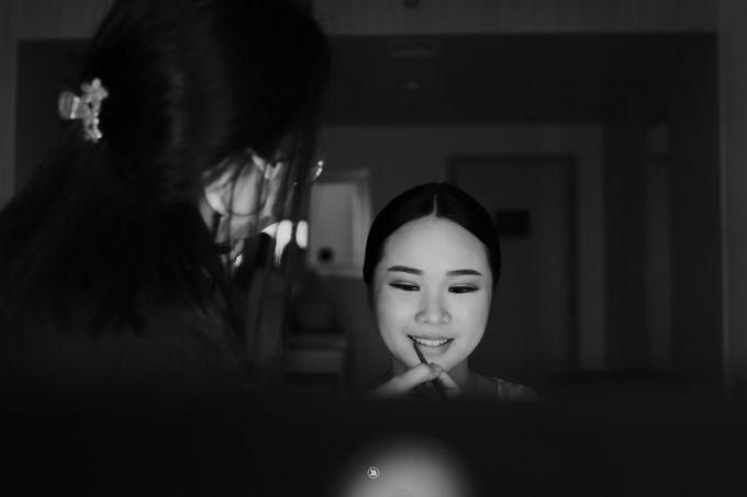 Kalvin & Dian // Wedding Day by Katakitaphoto - 001