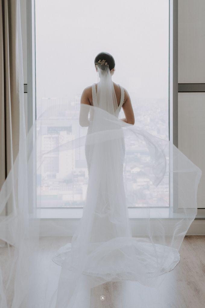 Kalvin & Dian // Wedding Day by Katakitaphoto - 006