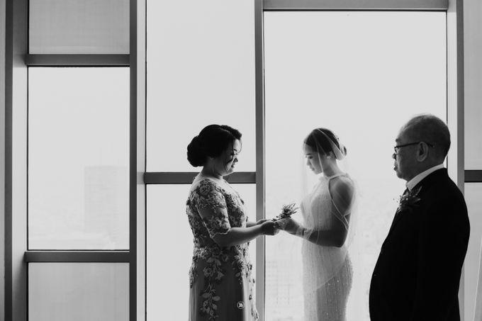 Kalvin & Dian // Wedding Day by Katakitaphoto - 007