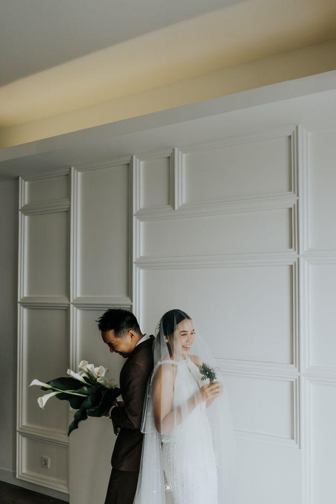 Kalvin & Dian // Wedding Day by Katakitaphoto - 008