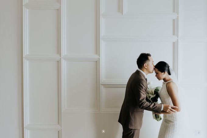 Kalvin & Dian // Wedding Day by Katakitaphoto - 010