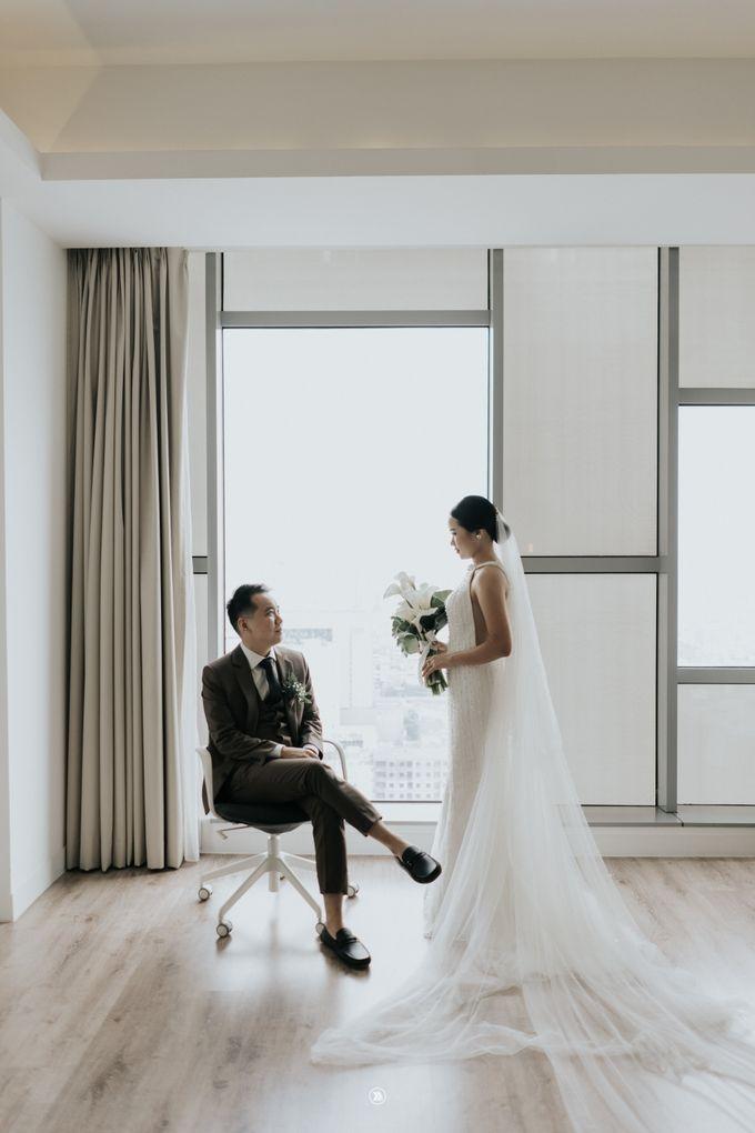 Kalvin & Dian // Wedding Day by Katakitaphoto - 011