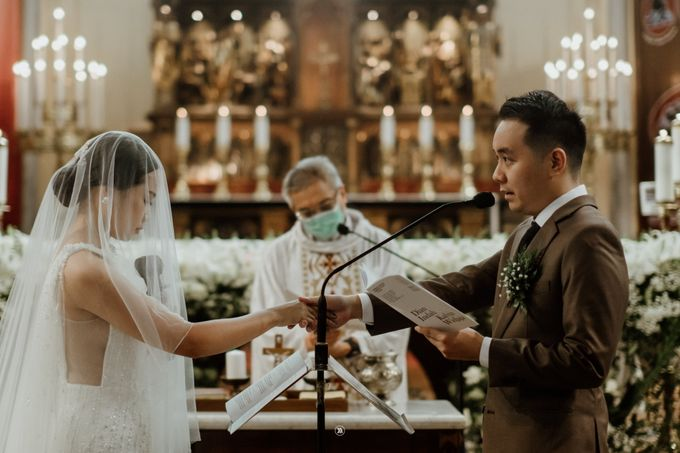 Kalvin & Dian // Wedding Day by Katakitaphoto - 013