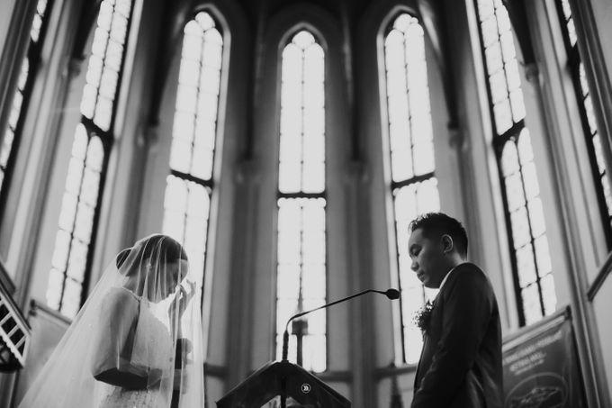Kalvin & Dian // Wedding Day by Katakitaphoto - 014