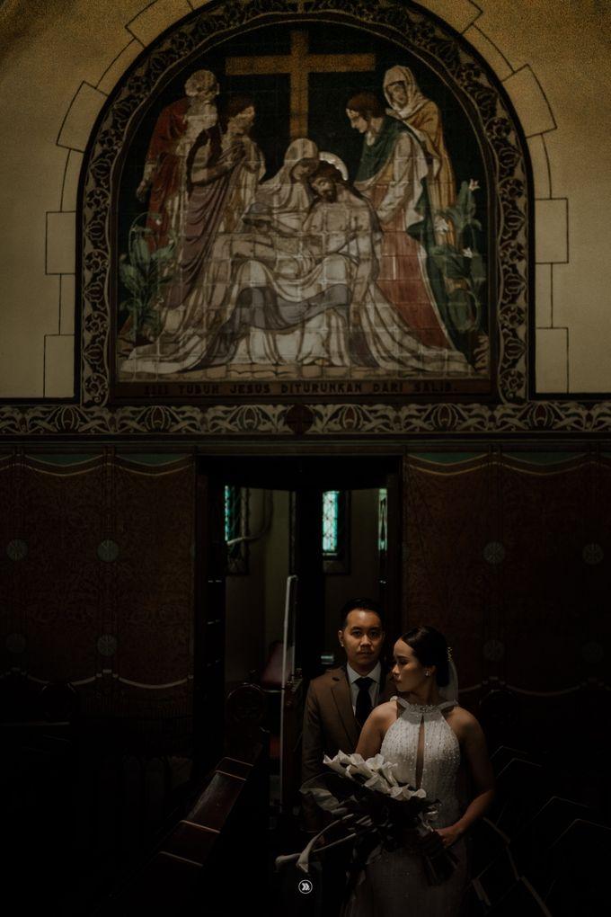 Kalvin & Dian // Wedding Day by Katakitaphoto - 019