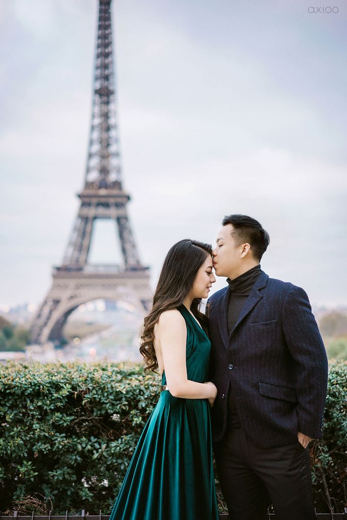 The Story of Love -  The Pre-Wedding of Julius and Jesslyn by Dre by Axioo - 030