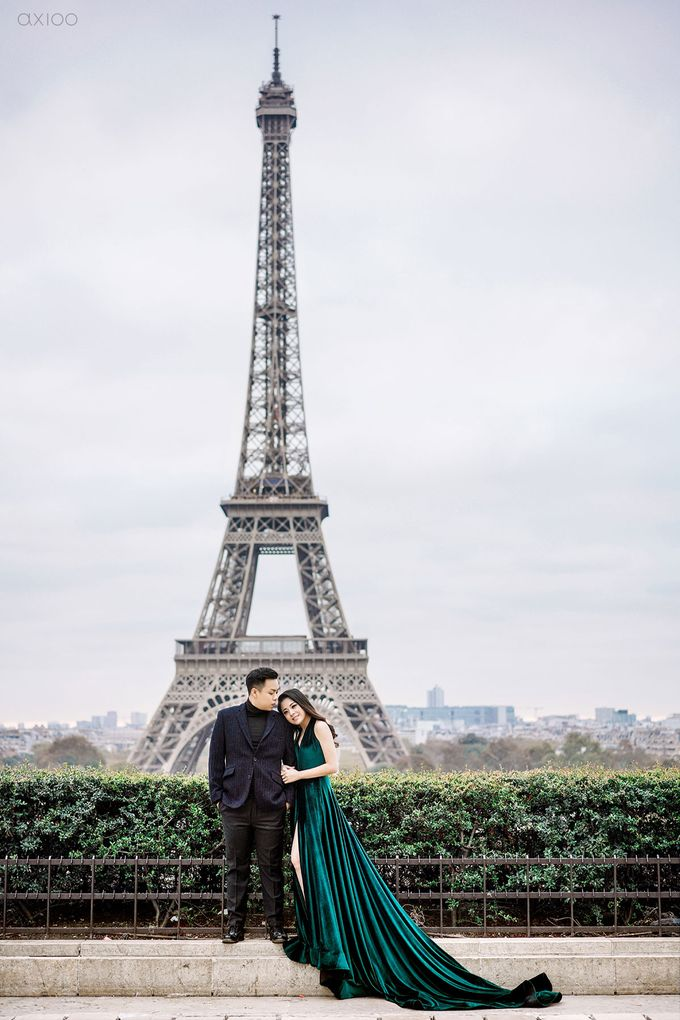 The Story of Love -  The Pre-Wedding of Julius and Jesslyn by Dre by Axioo - 031