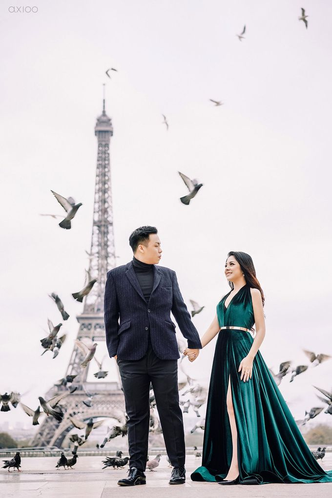 The Story of Love -  The Pre-Wedding of Julius and Jesslyn by Dre by Axioo - 032