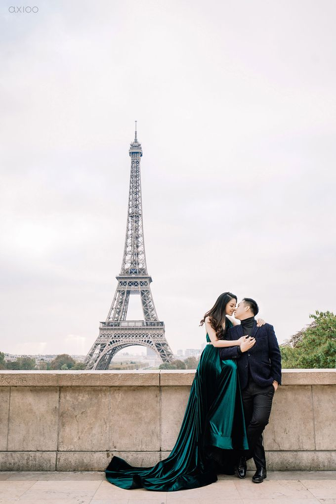 The Story of Love -  The Pre-Wedding of Julius and Jesslyn by Dre by Axioo - 033