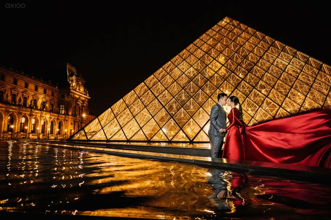 The Story of Love -  The Pre-Wedding of Julius and Jesslyn by Dre by Axioo - 034