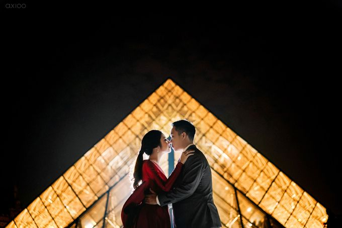 The Story of Love -  The Pre-Wedding of Julius and Jesslyn by Dre by Axioo - 035