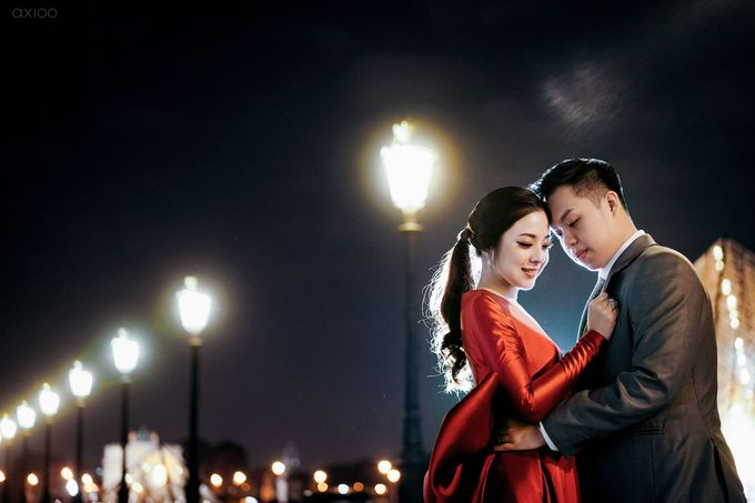 The Story of Love -  The Pre-Wedding of Julius and Jesslyn by Dre by Axioo - 036