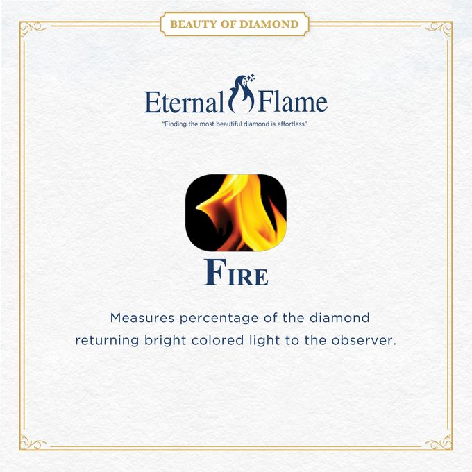 Rose DAmour Wedding Ring Eternal Flame with GemEx Certification by Adelle Jewellery - 015