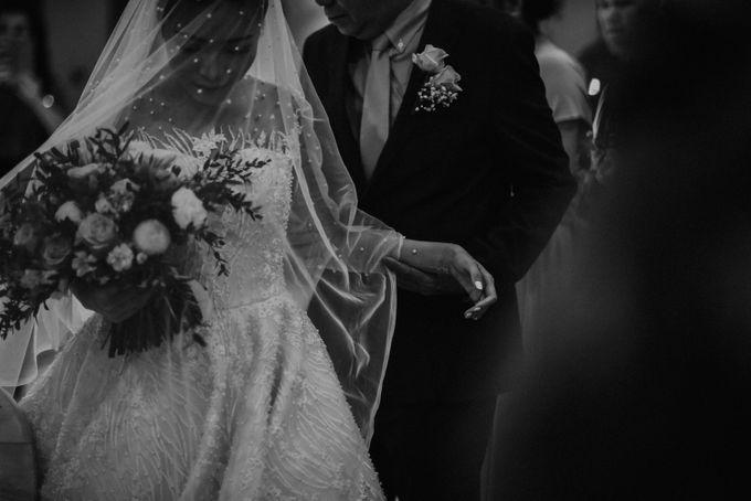 Quelene & Willy Wedding at Aryaduta Hotel Jakarta by Hotel Aryaduta Jakarta - 022