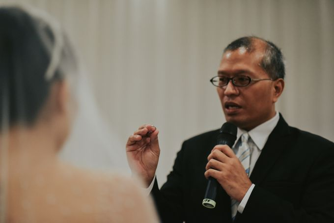 Quelene & Willy Wedding at Aryaduta Hotel Jakarta by Hotel Aryaduta Jakarta - 024