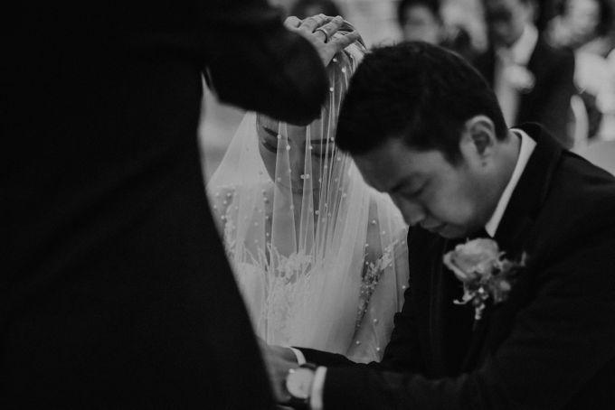 Quelene & Willy Wedding at Aryaduta Hotel Jakarta by Hotel Aryaduta Jakarta - 025