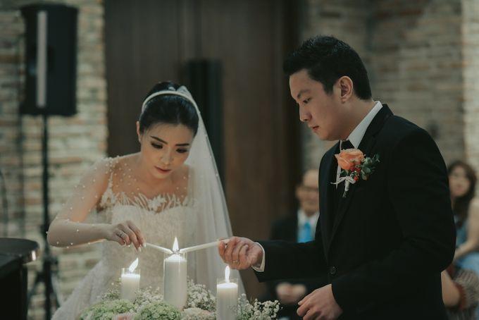 Quelene & Willy Wedding at Aryaduta Hotel Jakarta by Hotel Aryaduta Jakarta - 027