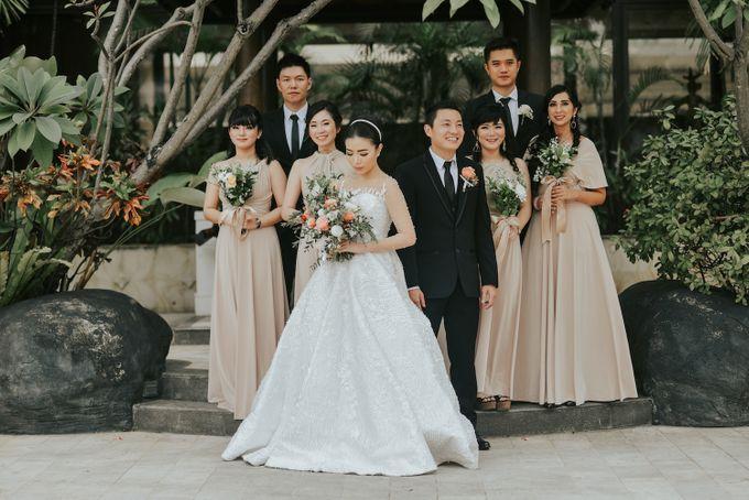 Quelene & Willy Wedding at Aryaduta Hotel Jakarta by Hotel Aryaduta Jakarta - 029