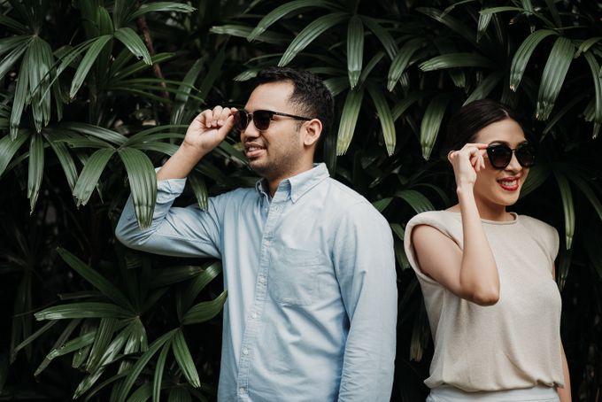 Prewedding of Steven & Betsy at Ayana Midplaza Jakarta by AYANA Midplaza JAKARTA - 028